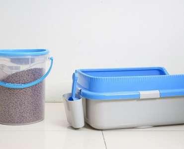 animal Food Storage Bin